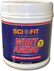 Купить SCIFIT Whey Amino 500caps в Москве, по доступной цене в интернет-магазине Iw-Shop