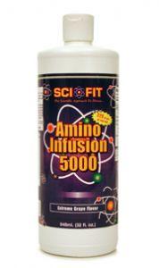 Купить SCIFIT Amino Infusion 5000 946ml в Москве, по доступной цене в интернет-магазине Iw-Shop