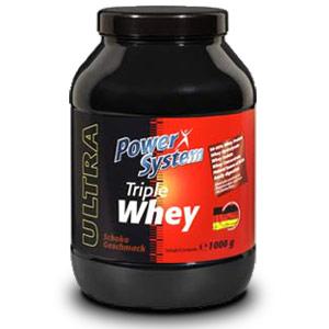 Купить POWER SYSTEM Triple Whey Protein 1000g в Москве, по доступной цене в интернет-магазине Iw-Shop