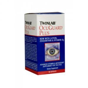 Купить TWINLAB Ocuguard Plus 60caps в Москве, цена на средство для здоровья TWINLAB Ocuguard Plus 60caps в интернет-магазине Iw-Shop
