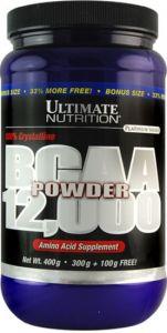 Купить ULTIMATE NUTRITION BCAA 12000 Powder 457g в Москве, по доступной цене в интернет-магазине Iw-Shop