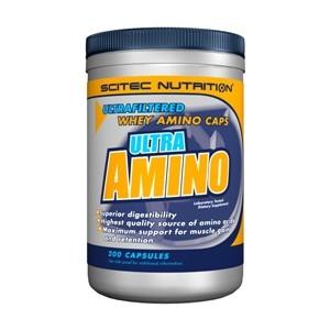 Купить SCITEC NUTRITION Ultra Amino 1000caps в Москве, по доступной цене в интернет-магазине Iw-Shop