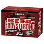 WEIDER Beta-Ecdysterone 84caps