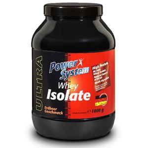 Купить POWER SYSTEM Whey Isolate Protein 1000g в Москве, по доступной цене в интернет-магазине Iw-Shop