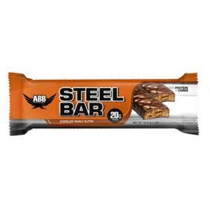 Купить ABB Steel bar 70g в Москве, цена на спортивный батончик ABB Steel bar 70g в интернет-магазине Iw-Shop
