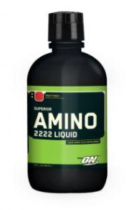 Купить OPTIMUM NUTRITION Amino 2222 Liquid 474ml в Москве, по доступной цене в интернет-магазине Iw-Shop
