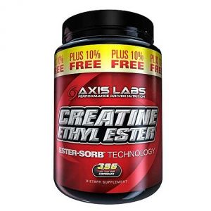 Купить AXIS LABS Creatine Ethyl Ester 396caps в Москве, цена на спортивный витамин AXIS LABS Creatine Ethyl Ester 396caps в интернет-магазине Iw-Shop