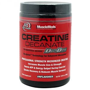 Купить MUSCLEMEDS Creatine Decanate 300g в Москве, цена на спортивный витамин MUSCLEMEDS Creatine Decanate 300g в интернет-магазине Iw-Shop