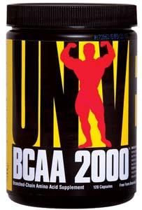 Купить UNIVERSAL BCAA 2000 120caps в Москве, по доступной цене в интернет-магазине Iw-Shop