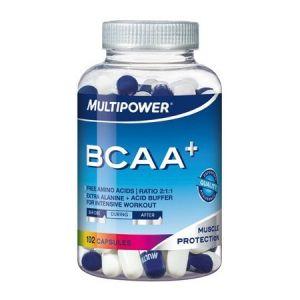 Купить MULTIPOWER BCAA+ 102caps в Москве, по доступной цене в интернет-магазине Iw-Shop