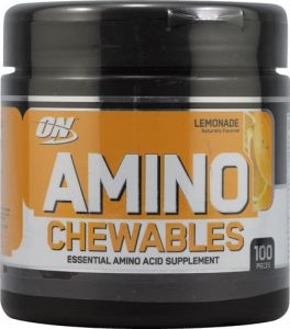Купить OPTIMUM NUTRITION Amino Chewables 100tabs в Москве, по доступной цене в интернет-магазине Iw-Shop