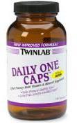 Купить TWINLAB Daily one without iron 180caps в Москве, цена на спортивный витамин TWINLAB Daily one without iron 180caps в интернет-магазине Iw-Shop