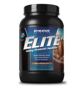 Купить DYMATIZE Elite Whey Protein 907g в Москве, по доступной цене в интернет-магазине Iw-Shop