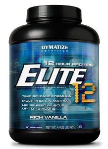 Купить DYMATIZE Elite 12 Hour Protein 2000g в Москве, по доступной цене в интернет-магазине Iw-Shop