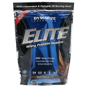 Купить DYMATIZE Elite Whey Protein 324g в Москве, по доступной цене в интернет-магазине Iw-Shop
