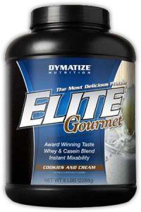 Купить DYMATIZE Elite Gourmet 2268g в Москве, по доступной цене в интернет-магазине Iw-Shop