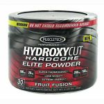 MUSCLETECH Hydroxycut Hardcore Elite Powder 83g