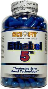 Купить SciFit Ethabol 5 120caps в Москве, цена на спортивный витамин SciFit Ethabol 5 120caps в интернет-магазине Iw-Shop