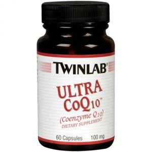 Купить TWINLAB Ultra CoQ10 60caps в Москве, цена на средство для здоровья TWINLAB Ultra CoQ10 60caps в интернет-магазине Iw-Shop