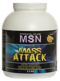 Купить MSN Iron Mass Attack 3200g в Москве, по доступной цене в интернет-магазине Iw-Shop
