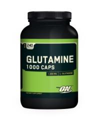 Купить OPTIMUM NUTRITION Glutamine 1000 240caps в Москве, цена на спортивный энергетик OPTIMUM NUTRITION Glutamine 1000 240caps в интернет-магазине Iw-Shop