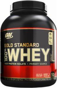 Купить OPTIMUM NUTRITION 100% Whey Gold Standard 2350g в Москве, по доступной цене в интернет-магазине Iw-Shop