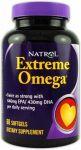 NATROL  Extreme Omega 60softgels