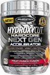 MUSCLETECH Hydroxycut Hardcore Next Gen Accelerator 180g