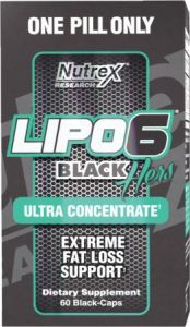 Купить NUTREX Lipo 6 Black Hers Ultra Concentrate 60caps в Москве, цена на спортивный энергетик NUTREX Lipo 6 Black Hers Ultra Concentrate 60caps в интернет-магазине Iw-Shop
