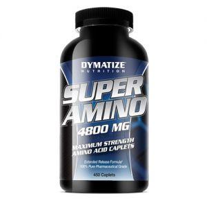 Купить DYMATIZE Super Amino 4800 450tabs в Москве, по доступной цене в интернет-магазине Iw-Shop