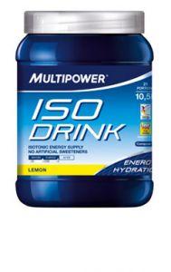 Спортивный напиток MULTIPOWER Iso Drink 735g - купить в интернет-магазине спортивного питания по выгодной цене