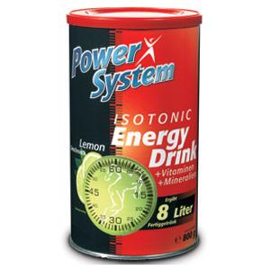 Спортивный напиток POWER SYSTEM Isotonic Energy Drink 800g - купить в интернет-магазине спортивного питания по выгодной цене