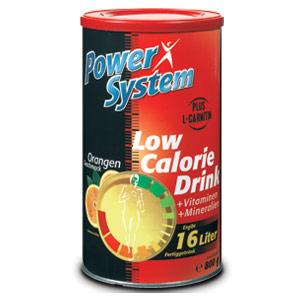 Спортивный напиток POWER SYSTEM Low Calorie Drink 800g - купить в интернет-магазине спортивного питания по выгодной цене