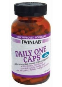 Купить TWINLAB Daily one with iron 180caps в Москве, цена на спортивный витамин TWINLAB Daily one with iron 180caps в интернет-магазине Iw-Shop
