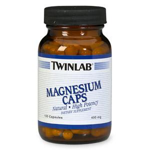 Купить TWINLAB Magnesium Caps 100caps в Москве, цена на спортивный витамин TWINLAB Magnesium Caps 100caps в интернет-магазине Iw-Shop
