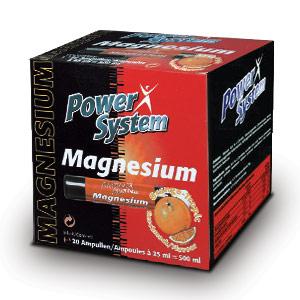 Купить POWER SYSTEM Magnesium 20amp в Москве, цена на средство для здоровья POWER SYSTEM Magnesium 20amp в интернет-магазине Iw-Shop