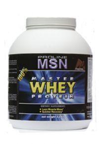 Купить MSN 100% Master Whey Protein 3200g в Москве, по доступной цене в интернет-магазине Iw-Shop