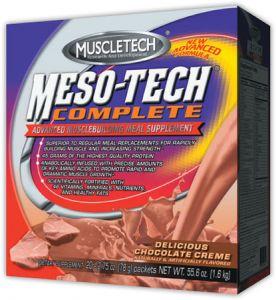Купить MUSCLETECH Meso-Tech 20packs в Москве, по доступной цене в интернет-магазине Iw-Shop