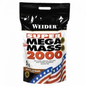 Купить WEIDER Mega Mass 2000 5000g в Москве, по доступной цене в интернет-магазине Iw-Shop
