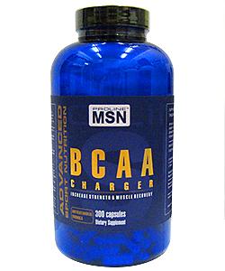Купить MSN BCAA Charger 300caps в Москве, по доступной цене в интернет-магазине Iw-Shop