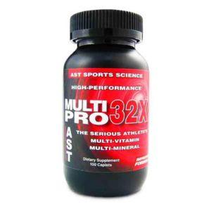 Купить AST Multi Pro 32x 100tab в Москве, цена на спортивный витамин AST Multi Pro 32x 100tab в интернет-магазине Iw-Shop