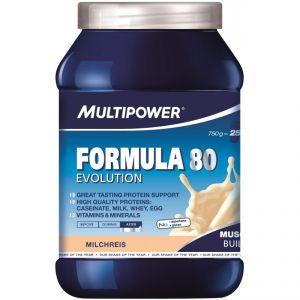 Купить MULTIPOWER Formula 80 Evolution 750g в Москве, по доступной цене в интернет-магазине Iw-Shop