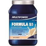 MULTIPOWER Formula 80 Evolution 750g