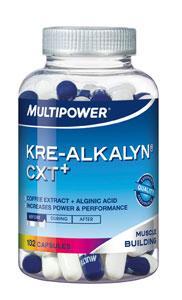 Купить MULTIPOWER Kre-Alkalyn CXT+ 102caps в Москве, цена на спортивный витамин MULTIPOWER Kre-Alkalyn CXT+ 102caps в интернет-магазине Iw-Shop