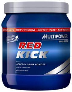 Спортивный напиток MULTIPOWER Red Kick 500g - купить в интернет-магазине спортивного питания по выгодной цене