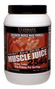 Купить ULTIMATE NUTRITION Muscle Juice 2250g в Москве, по доступной цене в интернет-магазине Iw-Shop