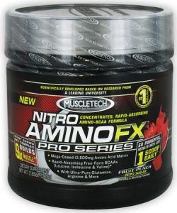Купить MUSCLETECH Nitro Amino FX Pro Series 385g в Москве, по доступной цене в интернет-магазине Iw-Shop