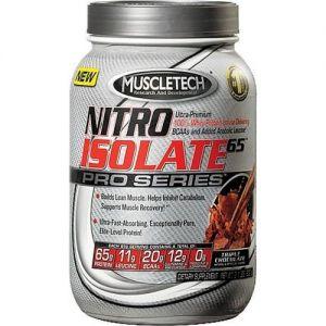 Купить MUSCLETECH Nitro Isolate 65 932g в Москве, по доступной цене в интернет-магазине Iw-Shop