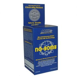 Купить MHP NO-Bomb 96caps в Москве, цена на предтренировочный комплекс MHP NO-Bomb 96caps в интернет-магазине Iw-Shop