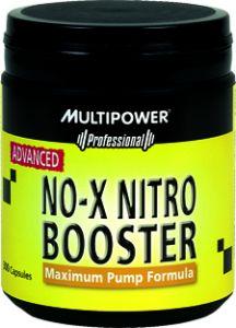 Купить MULTIPOWER NO-X Nitro Booster 300caps в Москве, цена на послетренировочный комплекс MULTIPOWER NO-X Nitro Booster 300caps в интернет-магазине Iw-Shop